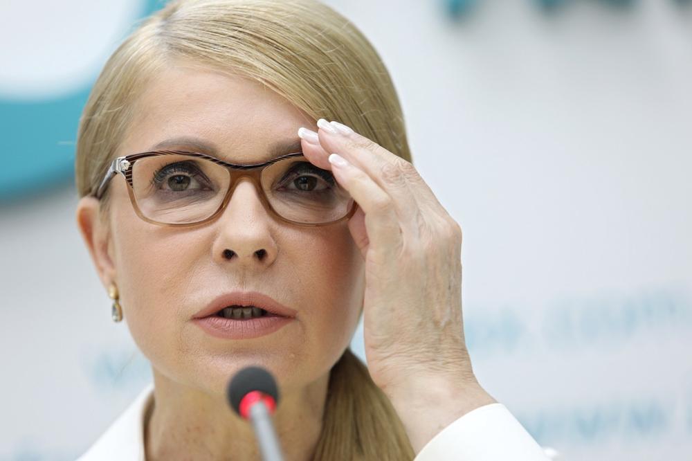 Јулија Тимошенко сериозно заболена од коронавирус