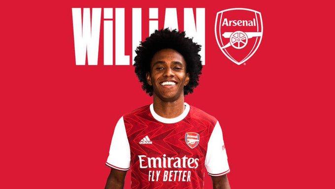 Арсенал го потврдија Вилијан, Бразилецот со плата од 220.000 фунти неделно!