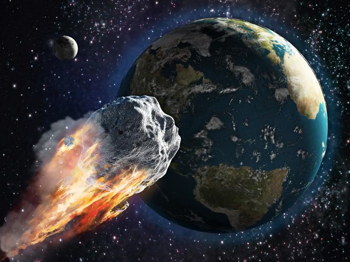 Астероид ќе мине крај Земјата само еден ден пред изборите во САД, велат од НАСА