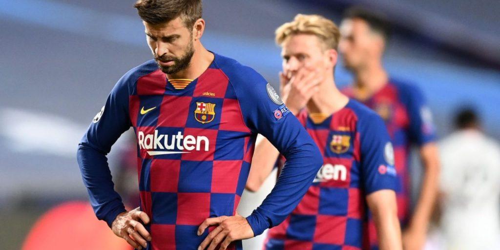 Барселона призна дека го допрела дното по најтешкиот пораз во последните 74 години