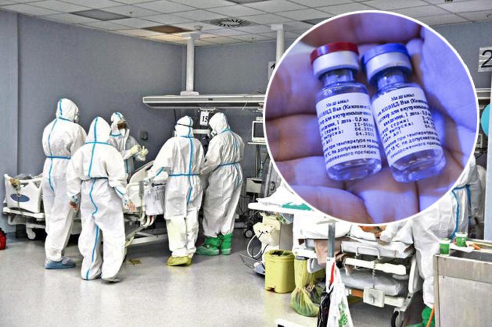 (Видео) Руската вакцина не е ефикасна, сметаат некои од руските лекари