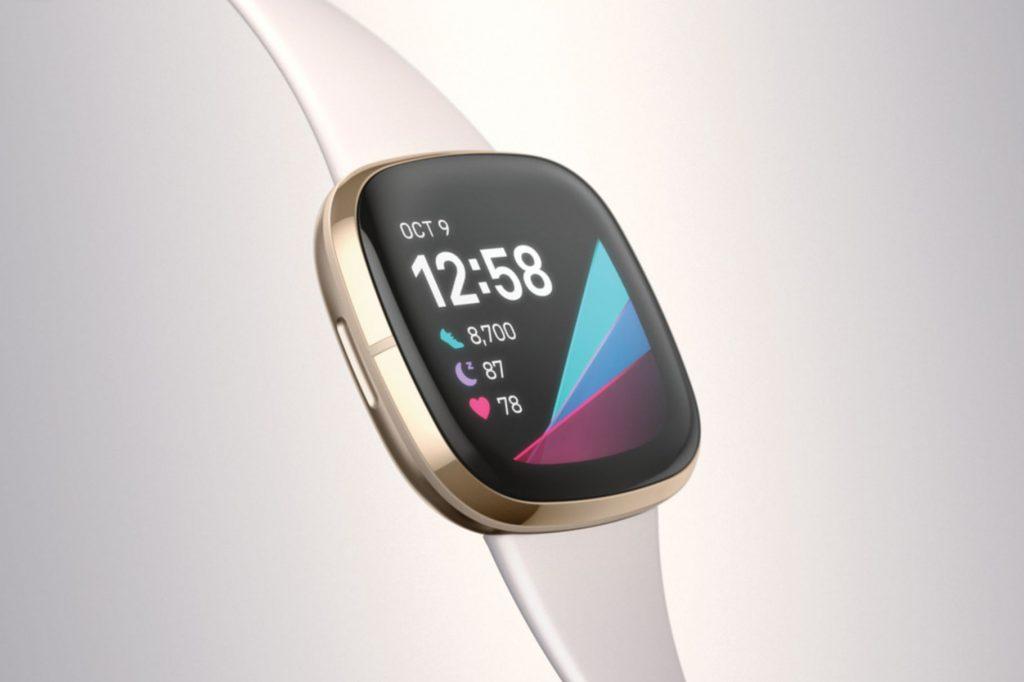 Два нови паметни часовници на Fitbit го мерат нивото на стрес