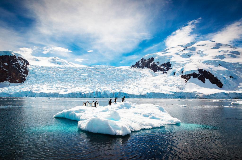 Земјата изгубила 28 трилиони тони мраз од 1994 година