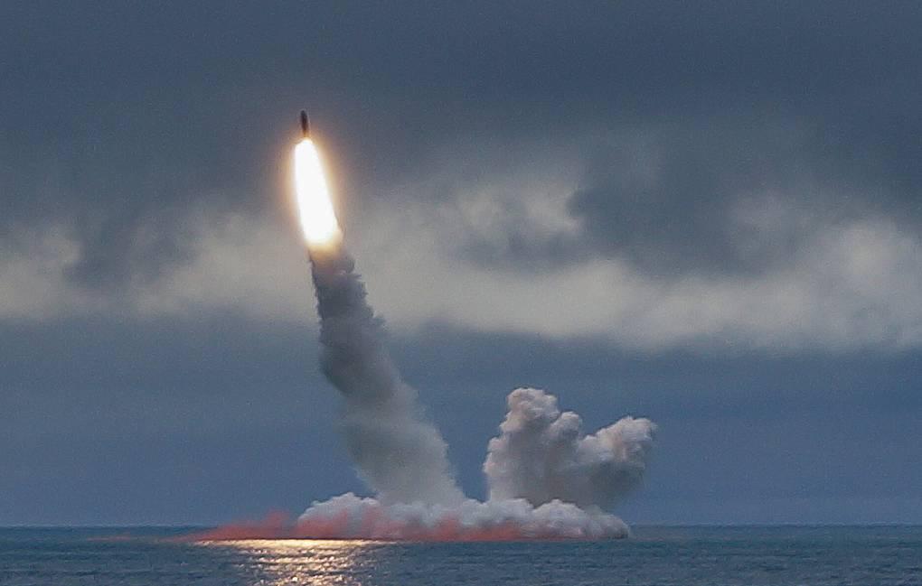 Кина испукала ракета направена за напад врз американските сили