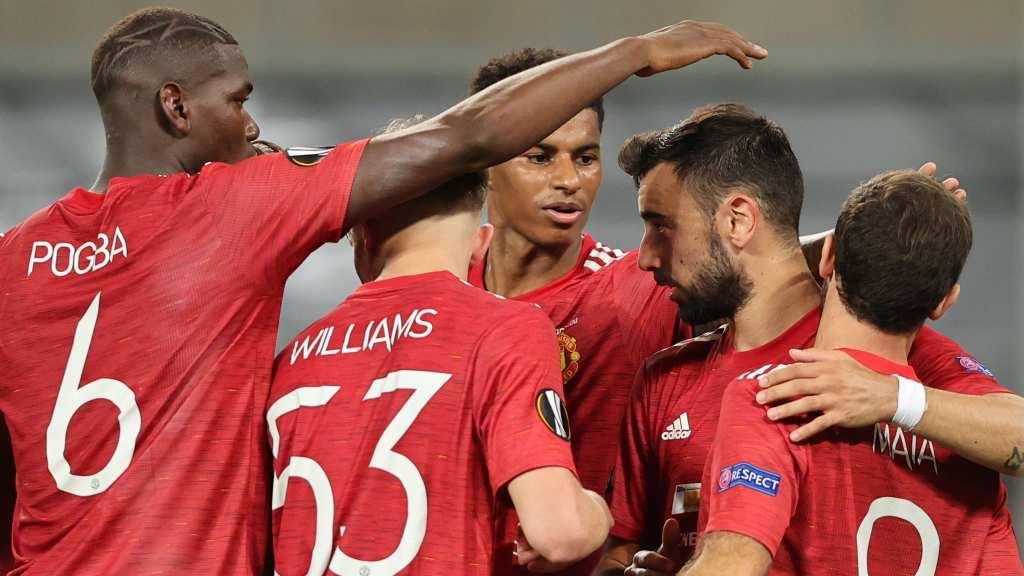 ЛЕ: Јунајтед води против Севилја 1-0, Фернандеш стрела од пенал