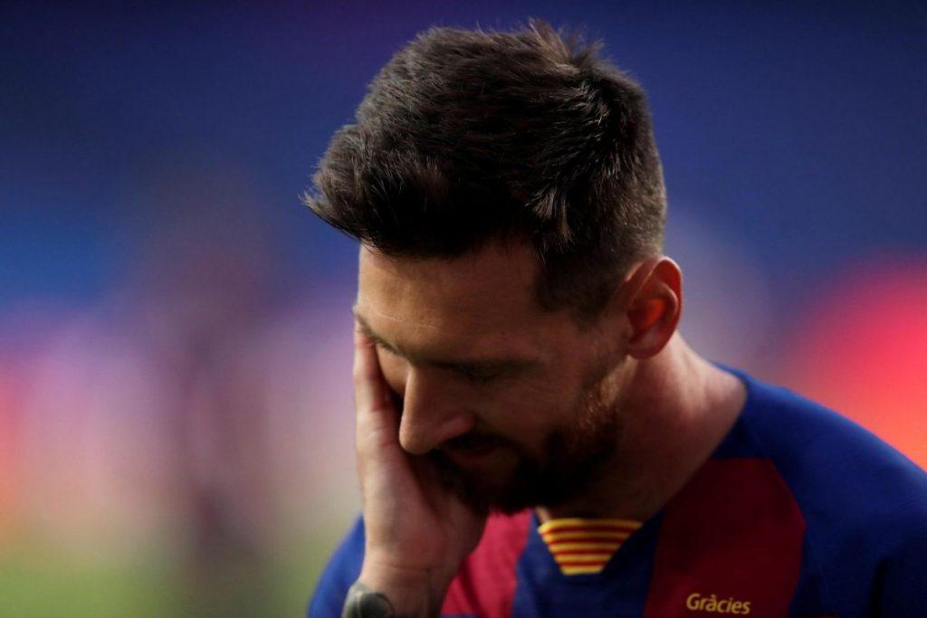 Лионел Меси ја напушта Барселона, татко му веќе купил стан во Милано