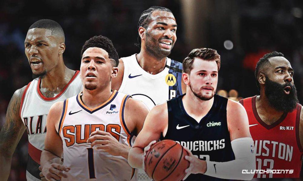 НБА ги објави најдобрите петорки по рестартот на сезоната