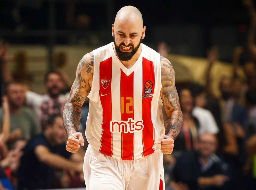 Навивачите го сакаат – Перо Антиќ е во тимот на деценијата во Црвена Звезда