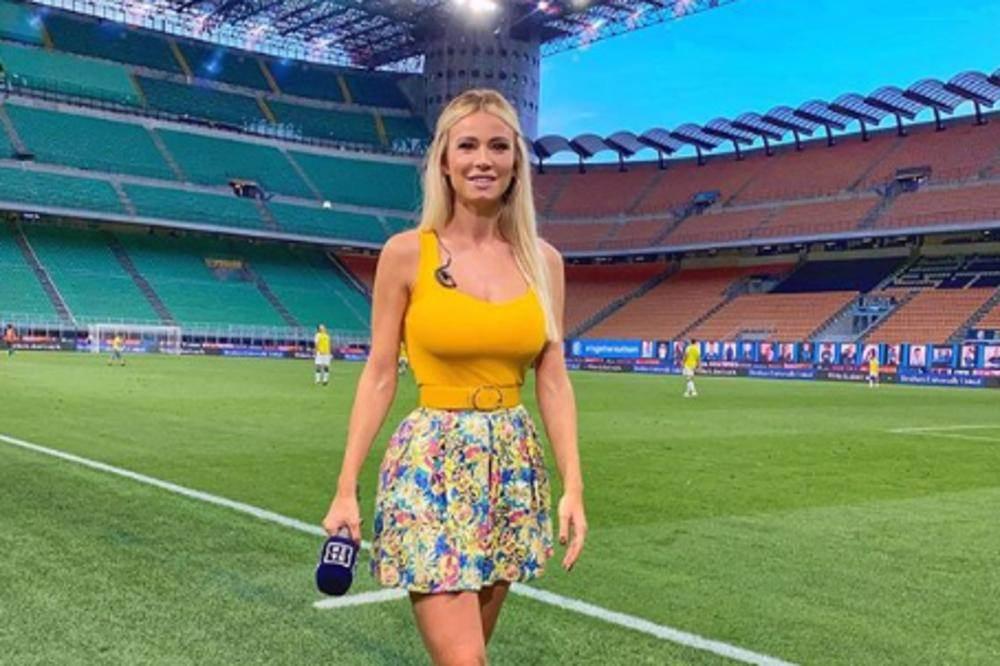 Најпопуларната спортска новинарка во Италија наполни 29 години (фото)