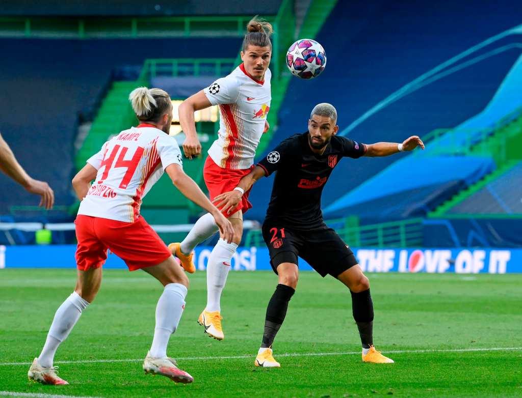 Олмо го измами Облак, Лајпциг води против фаворизираните Атлетико