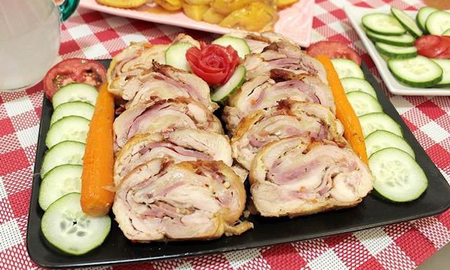 Ролат од пилешко месо - Reporter.mk