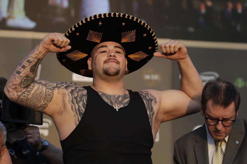 Руиз Јуниор се враќа против Ареола
