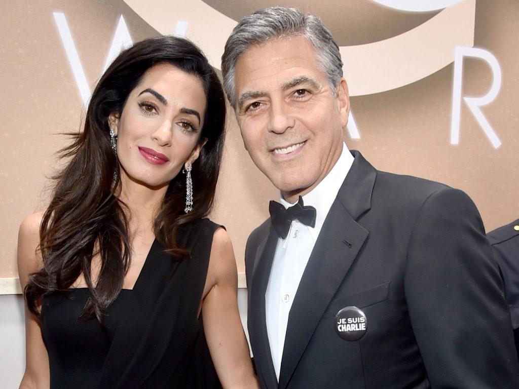 Се разведуваат Џорџ и Амал Клуни, глумецот признал дека е несреќен во бракот