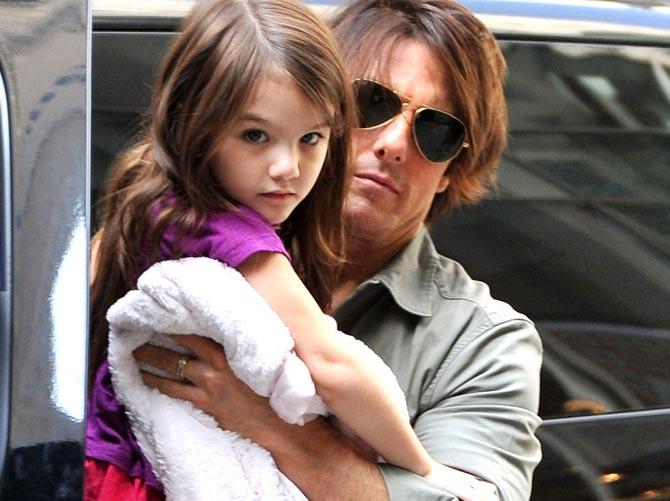 Том Круз ќе ја киднапира ќерка му за да ја однесе во Скиентолошката црква