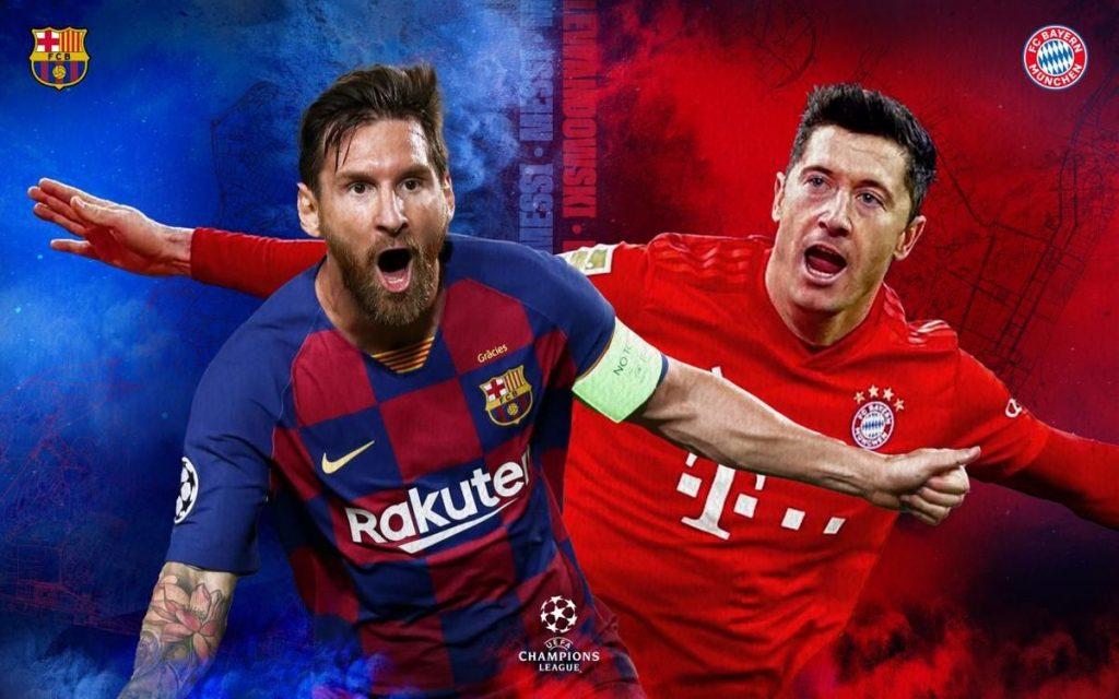 """Фудбал за """"мерак"""" – гигантите Барселона и Баерн вечерва по место во полуфинале"""