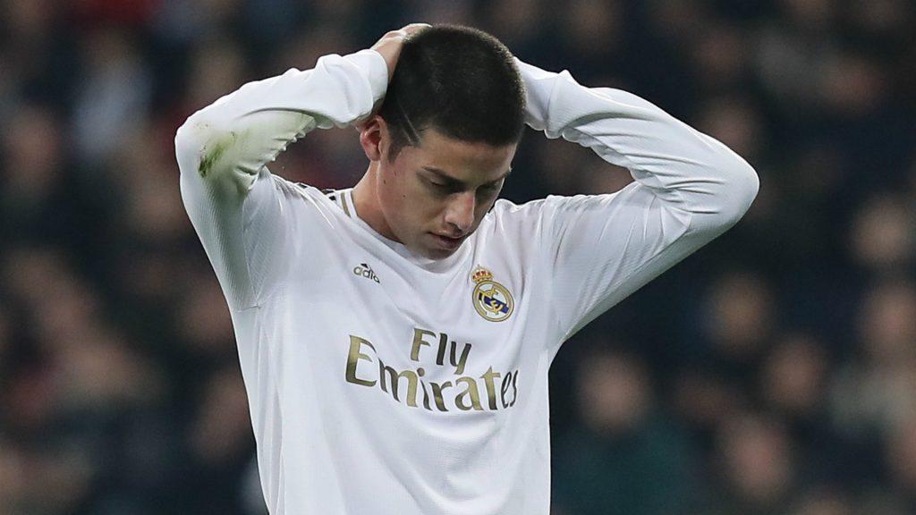 Хамес Родригез: Ако сум лош играч, ќе го прифатам тоа!