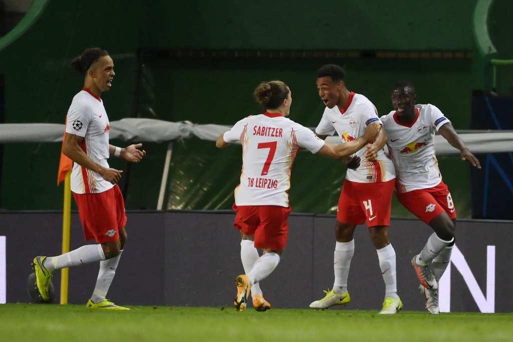 """""""Ред бул"""" ти дава крилја! Лајпциг со малку среќа во полуфиналето на ЛШ"""