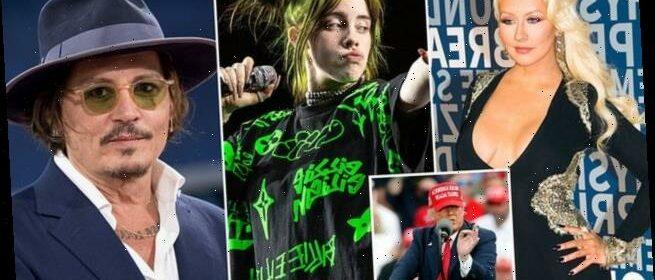 Ѕвездите што го критикуваат Трамп ги нема во кампањата за заштита од Ковид-19