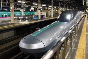 Јапонски експериментален воз достигна брзина од 382 км/ч (ВИДЕО)