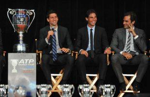"""АТП """"откри"""" кој е најдобриот тенисер во историјата"""