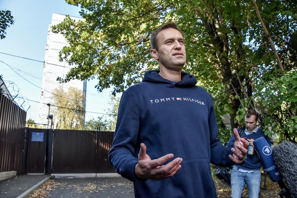 Алексеј Навални бил отруен со новичок потврдија властите во Германија