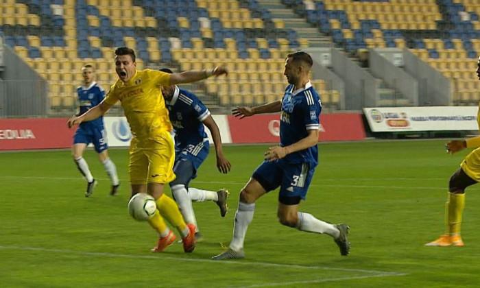 Балкански фудбал! Вакво паѓање за пенал не сте виделе!