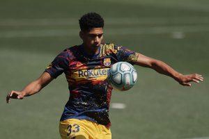 Барселона ќе го продолжи договорот со Араухо