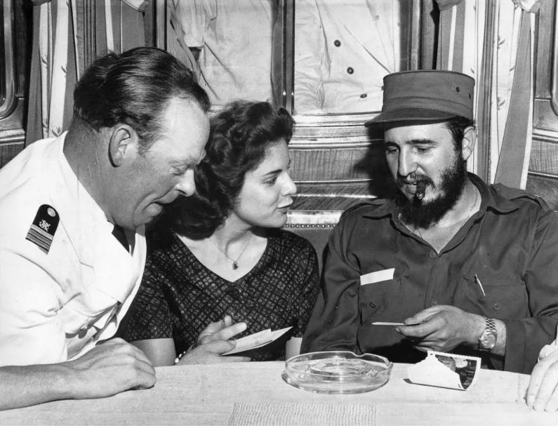 (Видео) Марита Лоренс жената која не можела да го убие Кастро, затоа што го сакала премногу