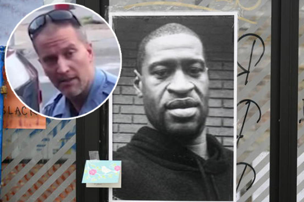 (Видео) Полицаецот кој го уби Џорџ Флојд е пуштен на слобода