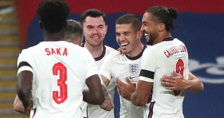 Во англиската репрезентација ова не се случило од 1963 година