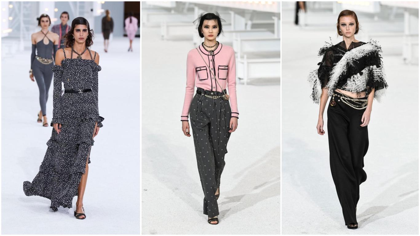 """(Галерија) Златната генерација дами од Холивуд ја инспирира новата колекција на """"Шанел"""""""