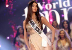 (Галерија) Мис на Македонија меѓу најубавите топ-модели на светот