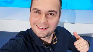 """Гоце од """"Утринска на Телма"""" стана портпарол на МВР"""