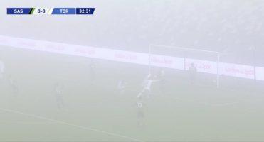 Дали имаше услови за фудбал? Лудо 3:3 реми низ густата магла во Емилија-Ромања