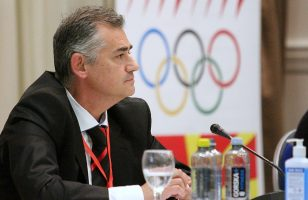 Даниел Димевски е нов претседател на МОК
