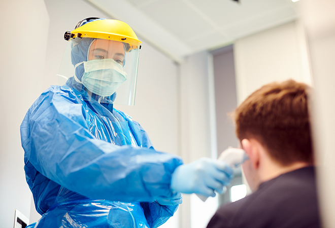 Два клучни симптоми според кои јасно може да се разликува сезонски грип од Ковид-19