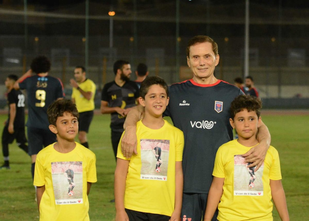 Египетскиот дедо, конечно, влезе во Гинисовата книга на рекорди како најстар фудбалер
