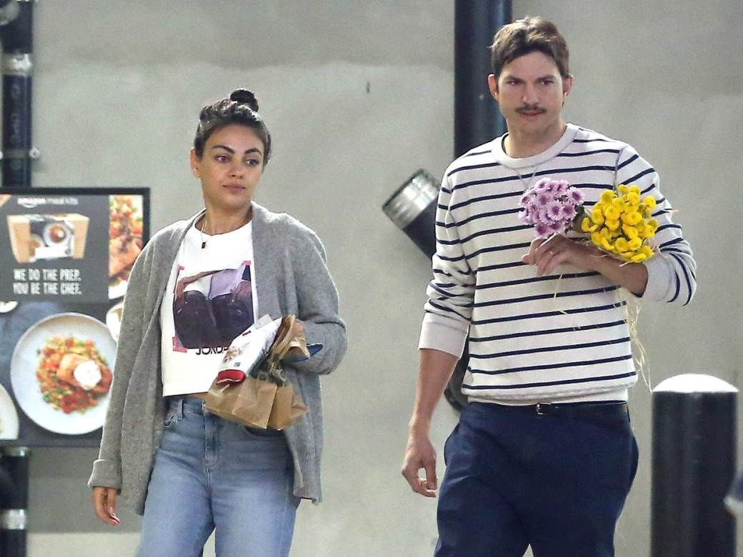 Ештон Кучер и Мила Кунис се пред развод