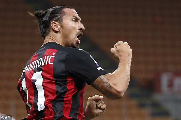 Ибрахимовиќ од Милан бара нов договор