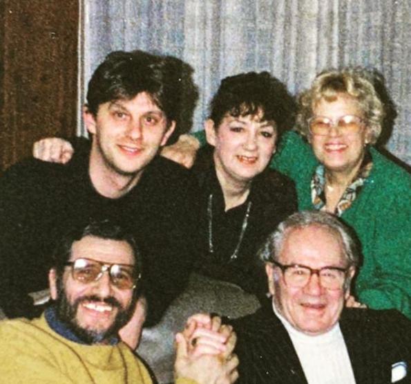 Игор Џамбазов ја објави последната фотографија со целото семејство