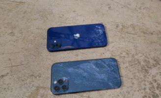 Како се покажаа iPhone 12 моделите на тестот на паѓање? (ВИДЕО)