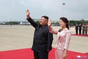 Ким Џонг-ун тајно ја погубил неговата сопруга