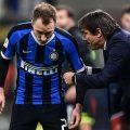 Конте: За мене Ериксен игра сосема доволно за Интер