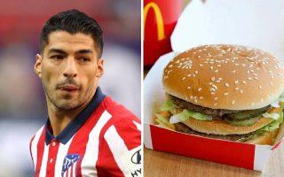 Луис Суарез донираше 1.000 хамбургери