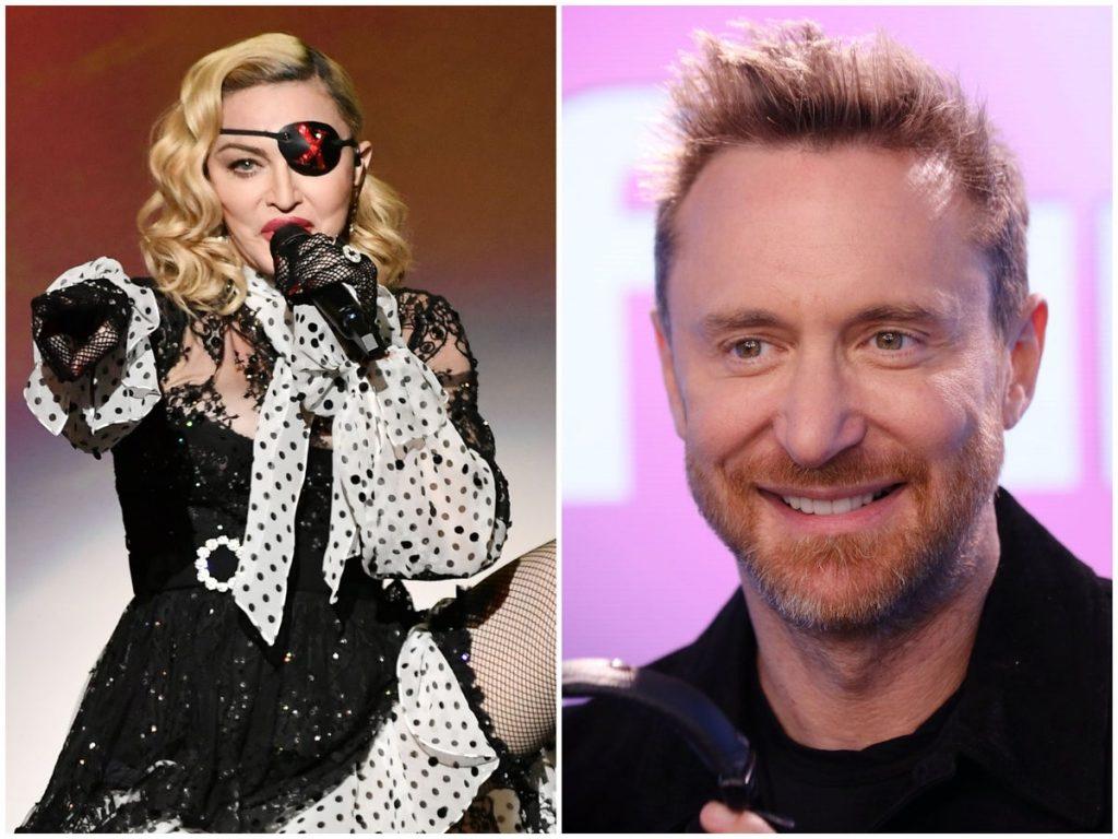 Мадона не сака да снима со Дејвид Гета поради неговиот хороскопски знак