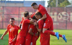 Македонските фудбалери до 21 година убедливо го победија Казахстан