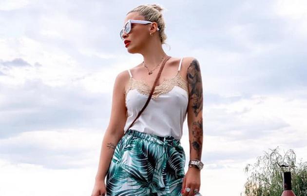 Миа Костова позитивна на корона: Ова не е од групирање по журки