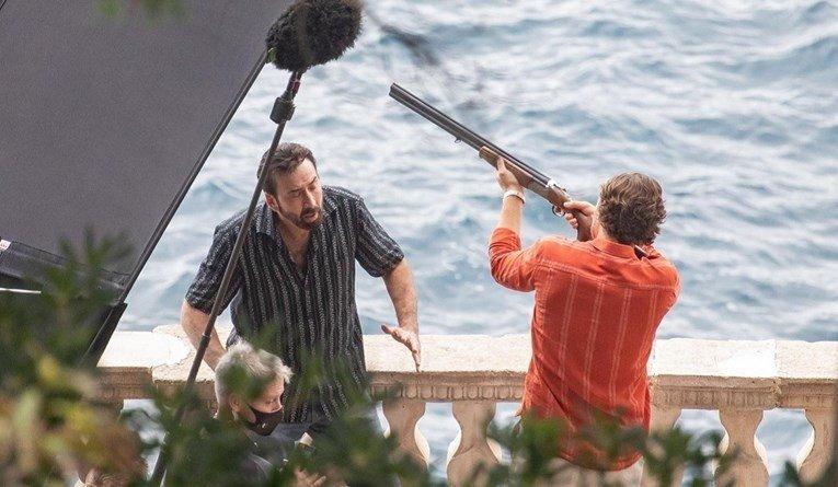 Николас Кејџ снима филм во Дубровник