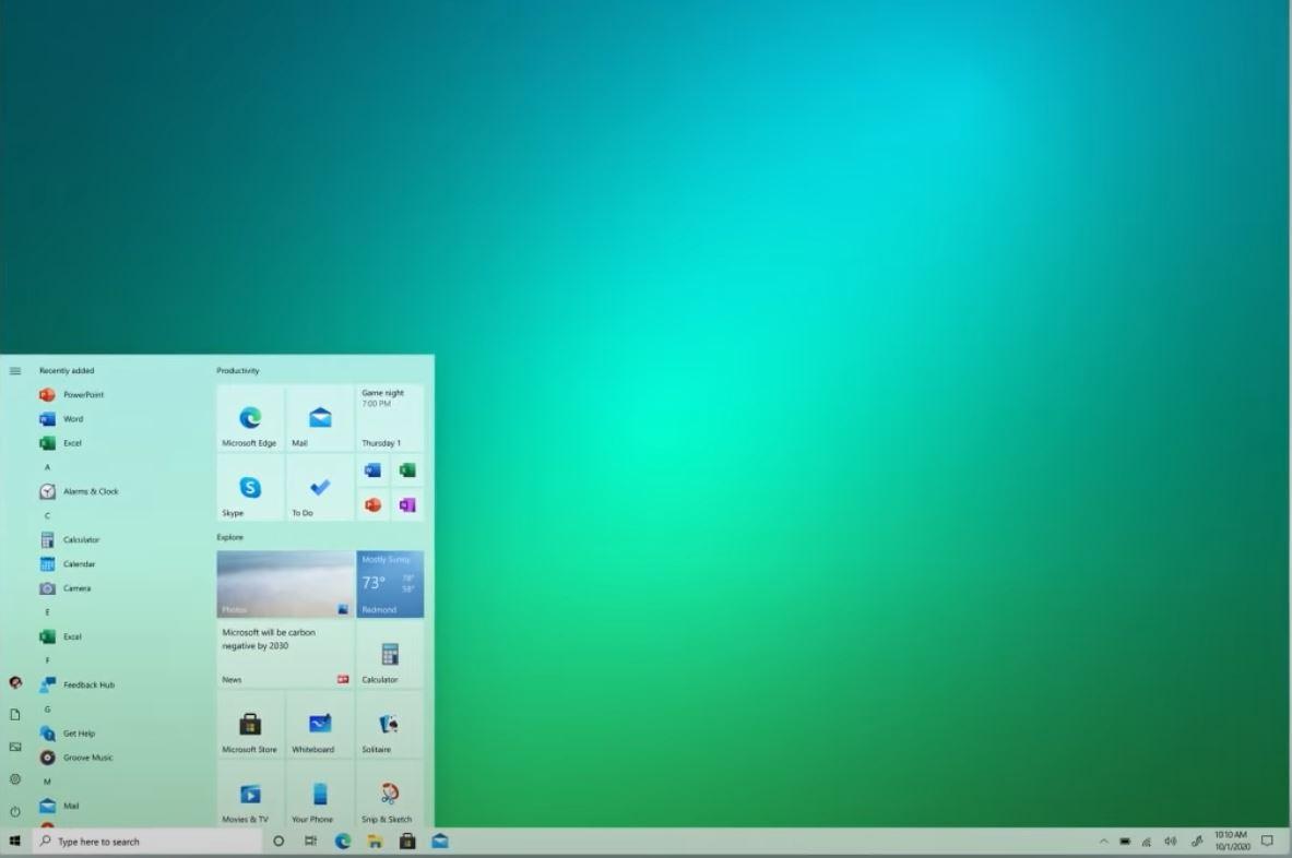 Новиот Windows 10 апдејт донесува освежено Start мени и подобрен Edge