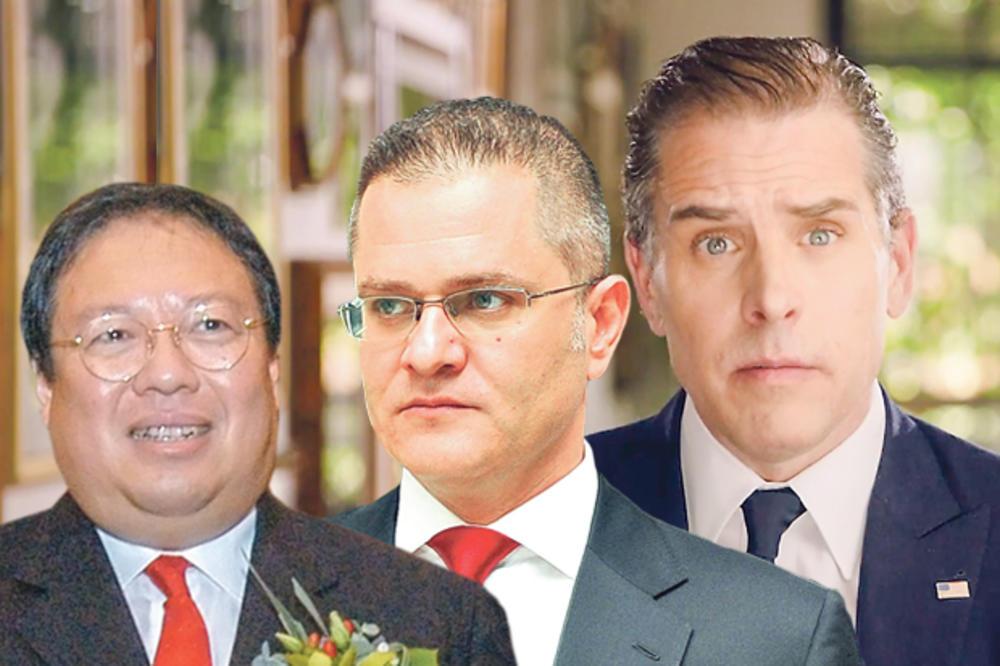 Партнерот на Вук Јеремиќ е шеф на кинеските шпиони, обвинува синот на Џо Бајден